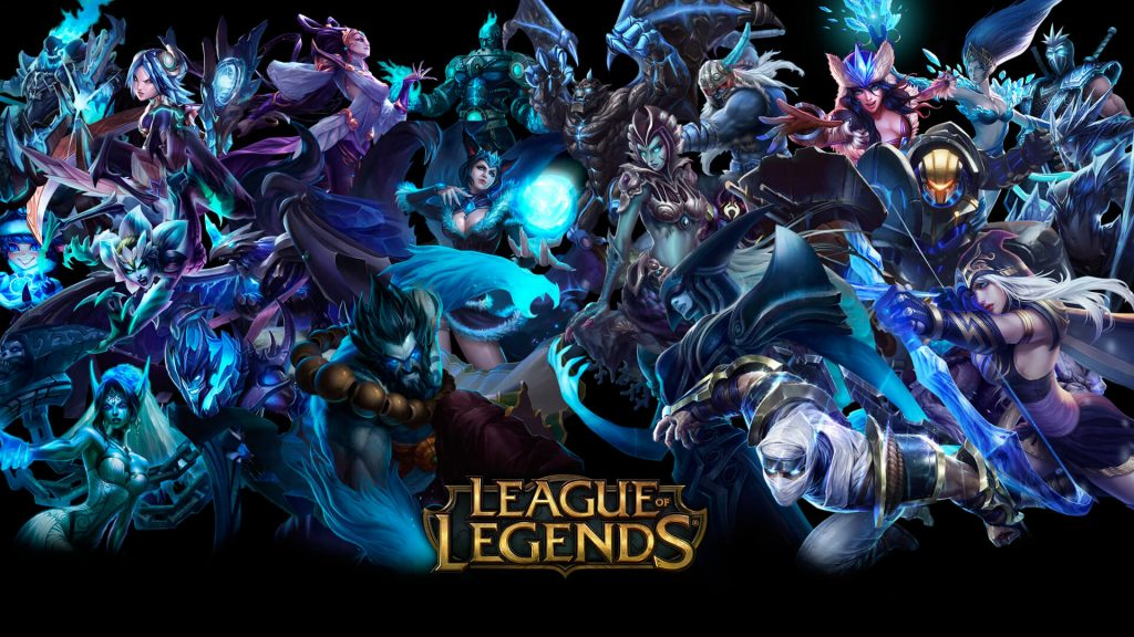 fond d ecran league of legends